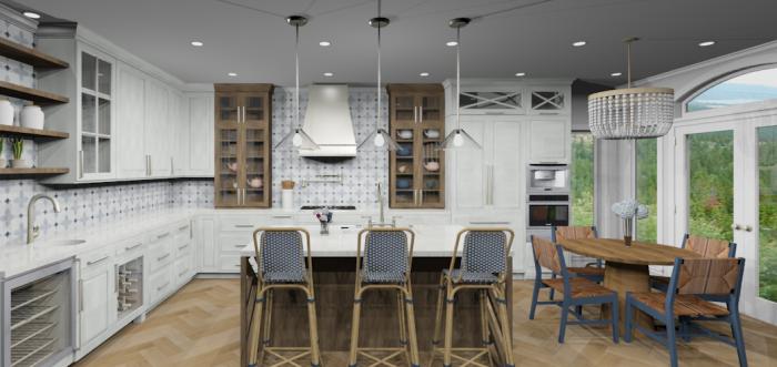 Danielle Heath Kitchen Design 2017_Progressive Countertop