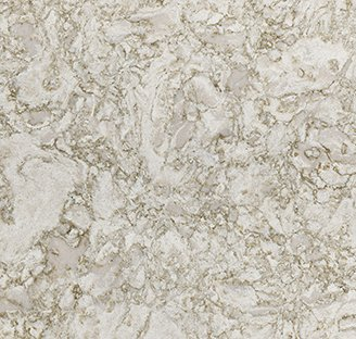 Crowndale Cambria White Quartz Countertop