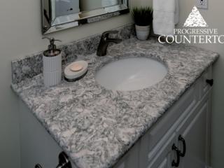 Berwyn by Cambria Bathroom Quartz Countertop